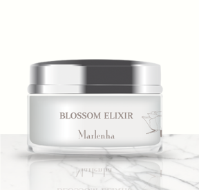 Blossom Elixir, moisturiser for combination skin