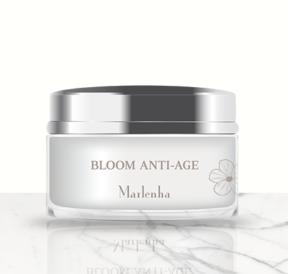 Bloom anti-age, moisturiser for mature skin