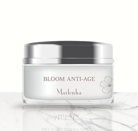 Bloom anti-age, moisturiser for mature skin