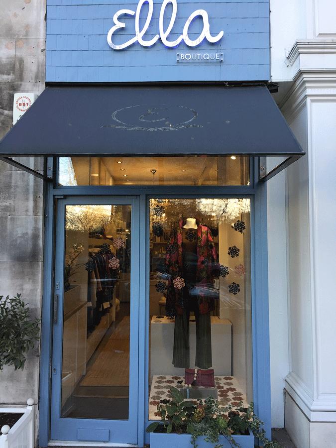 Ella Boutique London